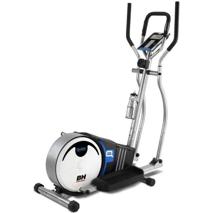 Bh fitness v lo elliptique quick prix pas cher cdiscount - Fitness velo elliptique ...