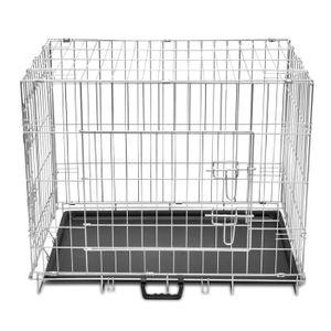 cage interieur chien achat vente cage interieur chien pas cher les soldes sur cdiscount. Black Bedroom Furniture Sets. Home Design Ideas