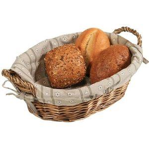 paniere a pain osier achat vente paniere a pain osier pas cher les soldes sur cdiscount. Black Bedroom Furniture Sets. Home Design Ideas