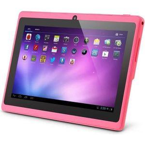 """TABLETTE TACTILE Rose Tablette tactile7""""HD 8Go pour enfant"""