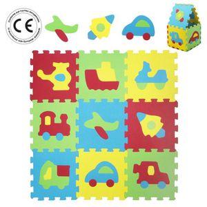 tapis de sol puzzle achat vente jeux et jouets pas chers. Black Bedroom Furniture Sets. Home Design Ideas