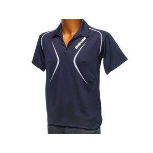 MAILLOT - POLO DE SPORT Polo de tennis Polo club men marine