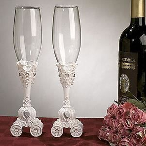 Mariage Fl Tes Coupes Champagne Carrosse Achat