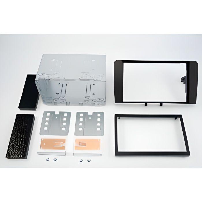 Kit 2din audi a3 ap03 noir achat vente autoradio kit for Mueble 2 din audi a3