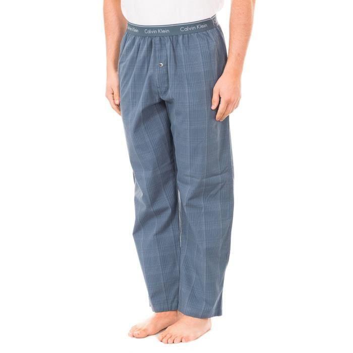 pantalon pyjama homme c klein gris achat vente chemise de nuit cdiscount. Black Bedroom Furniture Sets. Home Design Ideas