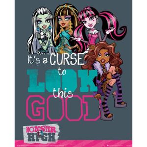 Poster monster high achat vente poster monster high - Photos posters moins cher ...