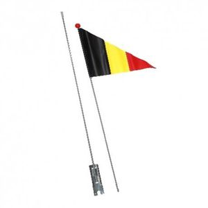 drapeau de securite pour velo achat vente pas cher cdiscount. Black Bedroom Furniture Sets. Home Design Ideas