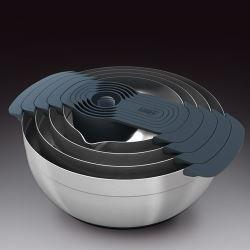 jeu de 9 saladiers joseph joseph 100 embo tables achat vente saladier soldes d t cdiscount. Black Bedroom Furniture Sets. Home Design Ideas