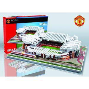 PUZZLE MEGABLEU Puzzle Stade 3D - Old Trafford (Mancheste