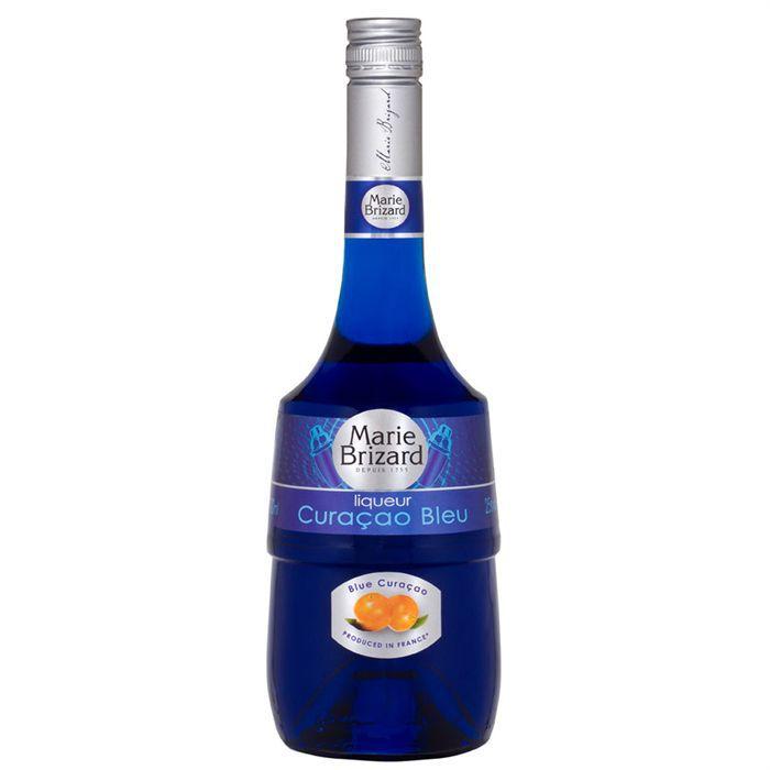 LIQUEUR Curaçao Bleu Marie Brizard