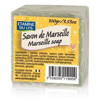 Savon de marseille vert achat vente savon syndets savon de marseille vert cdiscount - Composition savon de marseille ...