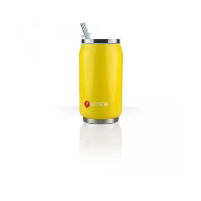 Les artistes paris a 1805 can 39 it canette isotherme jaune brillant 33cl achat vente bouteille - Maison des artistes paris ...