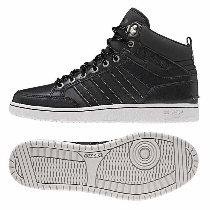 Adidas Neo Hoops Premium Black