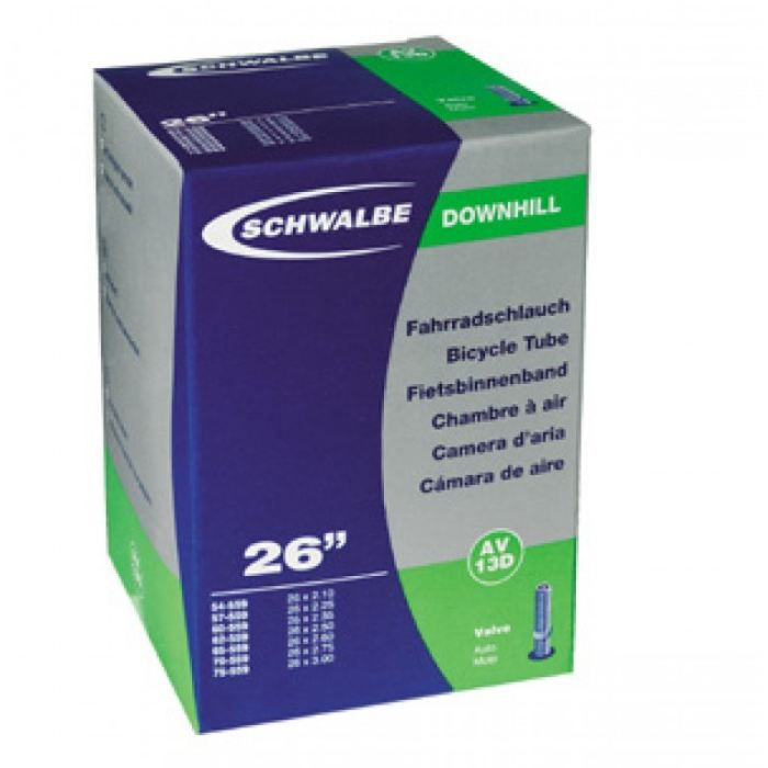 Chambre air v lo schwalbe downhill 20 pouces achat for Chambre air velo