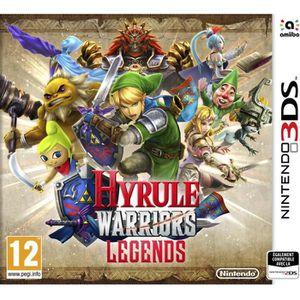 Hyrule Warriors Legends - Jeu Nintendo 3DS