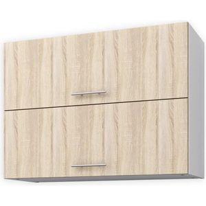 Meuble bas cuisine hauteur 80 cm achat vente meuble bas cuisine hauteur 80 cm pas cher for Meuble bas cuisine hauteur 80 cm