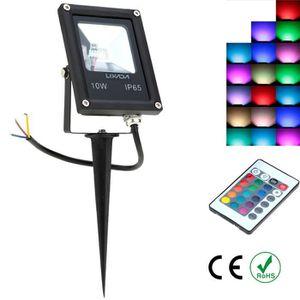 projecteur led exterieur a telecommande achat vente