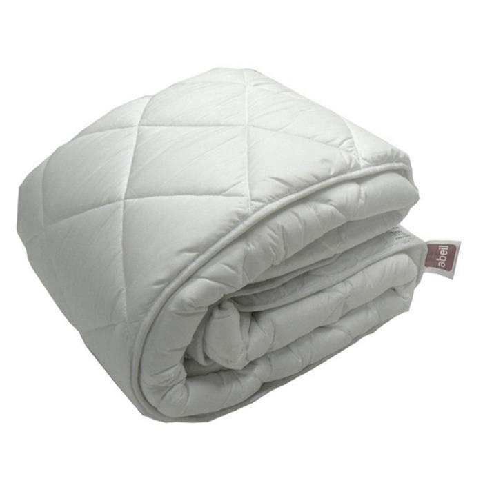 abeil couette chaude bouillir 200x200 cm blanc achat vente couette cdiscount. Black Bedroom Furniture Sets. Home Design Ideas
