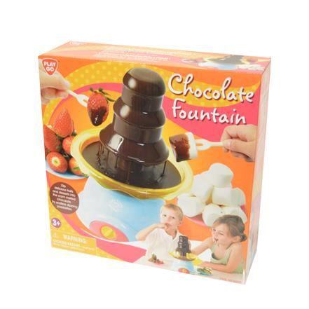 fontaine chocolat pour enfants achat vente kit de cuisine cr ative fontaine chocolat. Black Bedroom Furniture Sets. Home Design Ideas