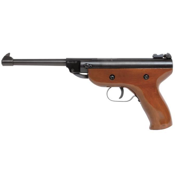 pistolet smk s2 bois en air comprim prix pas cher soldes d t cdiscount. Black Bedroom Furniture Sets. Home Design Ideas