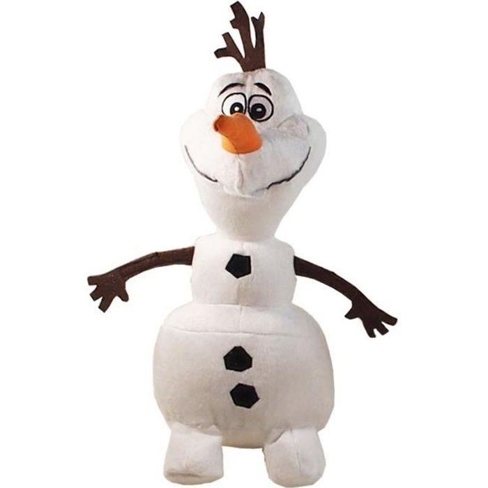 Peluche 30cm la reine des neiges olaf achat vente - Olafe la reine des neiges ...