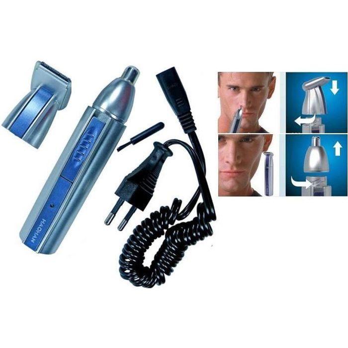 tondeuse moustache nez oreille corps rechargeable achat. Black Bedroom Furniture Sets. Home Design Ideas