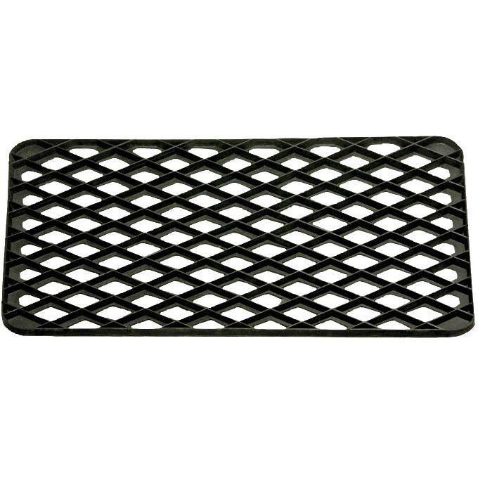 grille caoutchouc dimensions 33 x 58 cm achat vente paillasson cdiscount. Black Bedroom Furniture Sets. Home Design Ideas