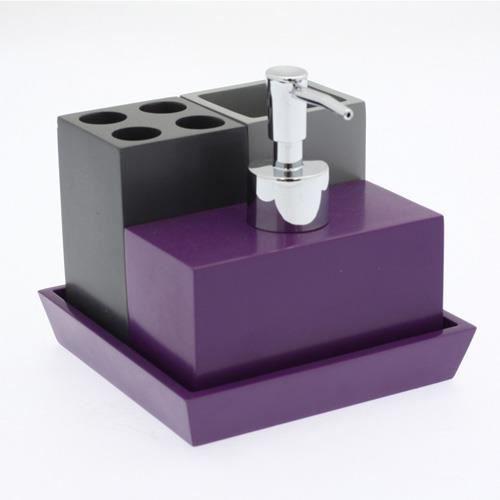 Accessoires de salle de bain for Accessoires lavabo salle bain