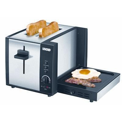 unold 38905 achat vente grille pain toaster cdiscount. Black Bedroom Furniture Sets. Home Design Ideas