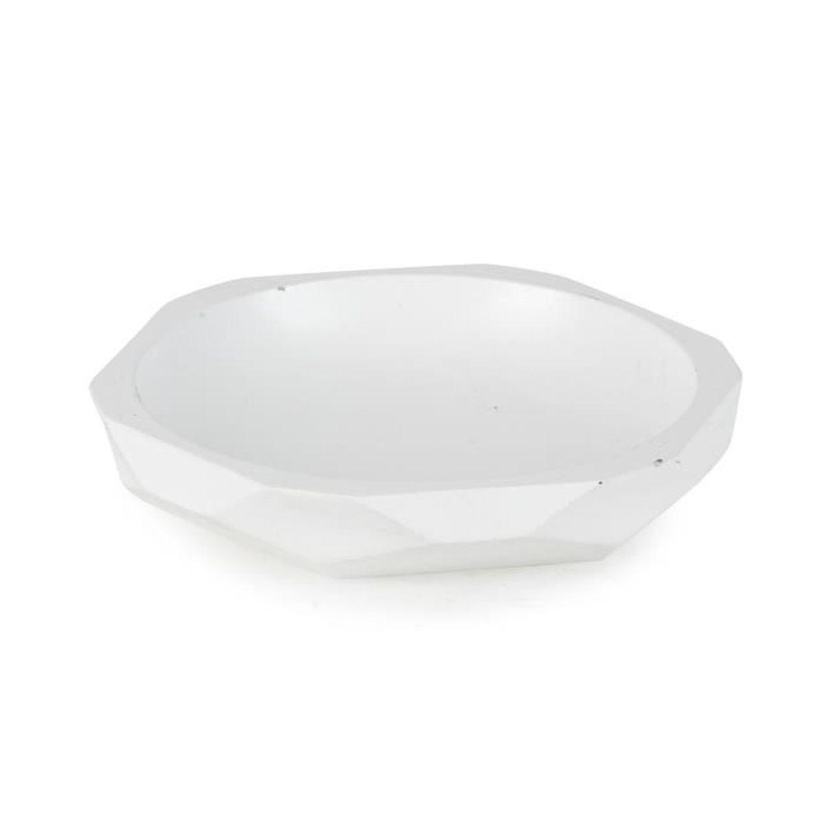 Dynamic porte savon blanc style scandinave   blanc   achat / vente ...
