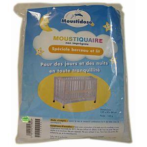 anti moustique moustidose moustiquaire berceau non imprgne