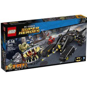 ASSEMBLAGE CONSTRUCTION LEGO® Super Heroes- DC Universe 76055 Batman™ : Ch