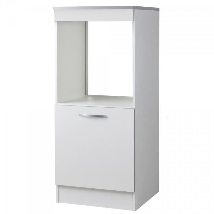twist blanc colonne four achat vente elements bas twist blanc colonne four cdiscount. Black Bedroom Furniture Sets. Home Design Ideas