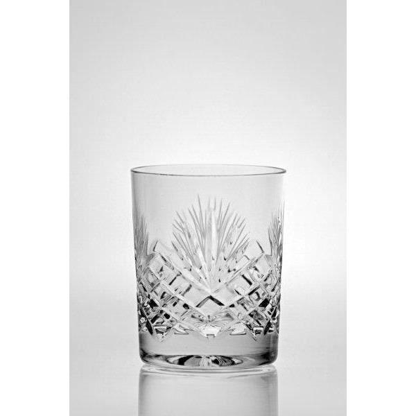 Lot de 6 verres whisky en cristal majestic achat - Verre a whisky cristal ...