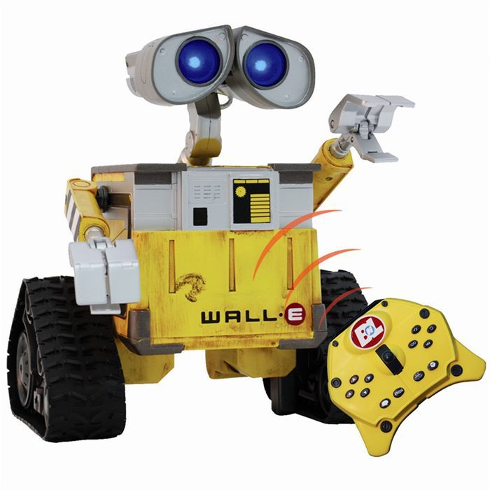 robot wall e programmable achat vente robot animal. Black Bedroom Furniture Sets. Home Design Ideas