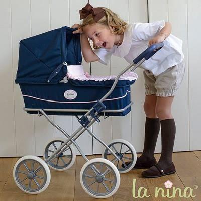 Landau classique pour poup e paula grand achat vente nurserie poussette landau classique - Landau pour grande fille ...