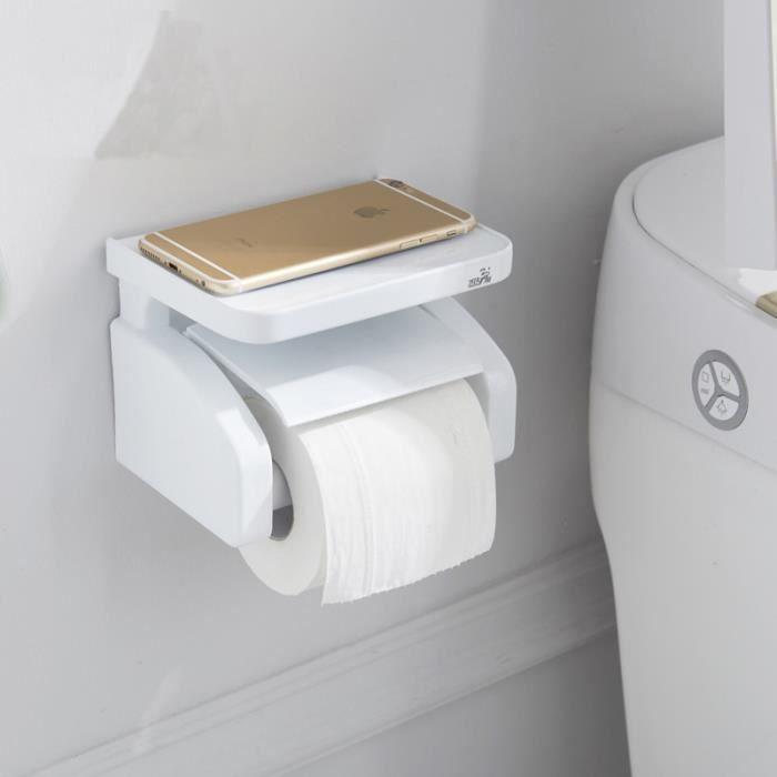 Porte Rouleau Papier Toilette Derouleur Wc Fixatio De Po Jornalagora
