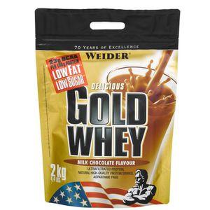 WEIDER GOLD WHEY Chocolat 2 kg