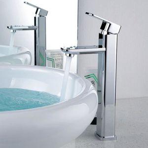 robinet salle de bain pour vasque a poser achat vente robinet salle de bain pour vasque a. Black Bedroom Furniture Sets. Home Design Ideas