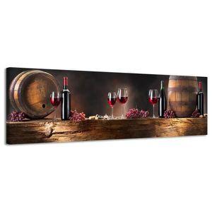 tableau deco vin achat vente tableau deco vin pas cher cdiscount. Black Bedroom Furniture Sets. Home Design Ideas
