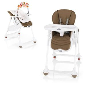 chaise haute des la naissance achat vente chaise haute des la naissance pas cher cdiscount. Black Bedroom Furniture Sets. Home Design Ideas