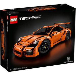 ASSEMBLAGE CONSTRUCTION LEGO® Technic 42056 Porsche 911 GT3 RS
