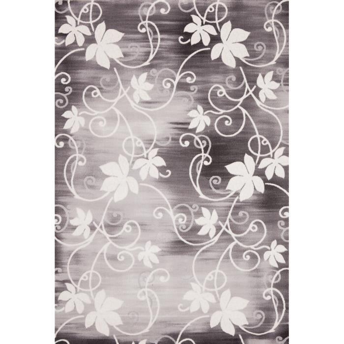 tapis vintage gris bergamo 200 x 290 achat vente tapis cdiscount. Black Bedroom Furniture Sets. Home Design Ideas