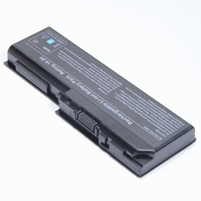 batterie pour ordinateur portable toshiba pa3536u 1brs. Black Bedroom Furniture Sets. Home Design Ideas
