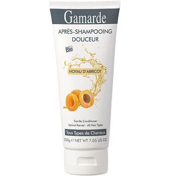 Gamarde apres shampoing douceur huile de noyau achat for Apres shampooing maison