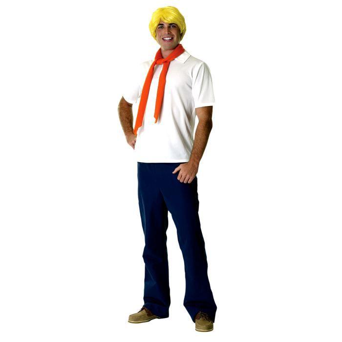 Déguisement Fred (Scooby Doo) Achat / Vente déguisement panoplie