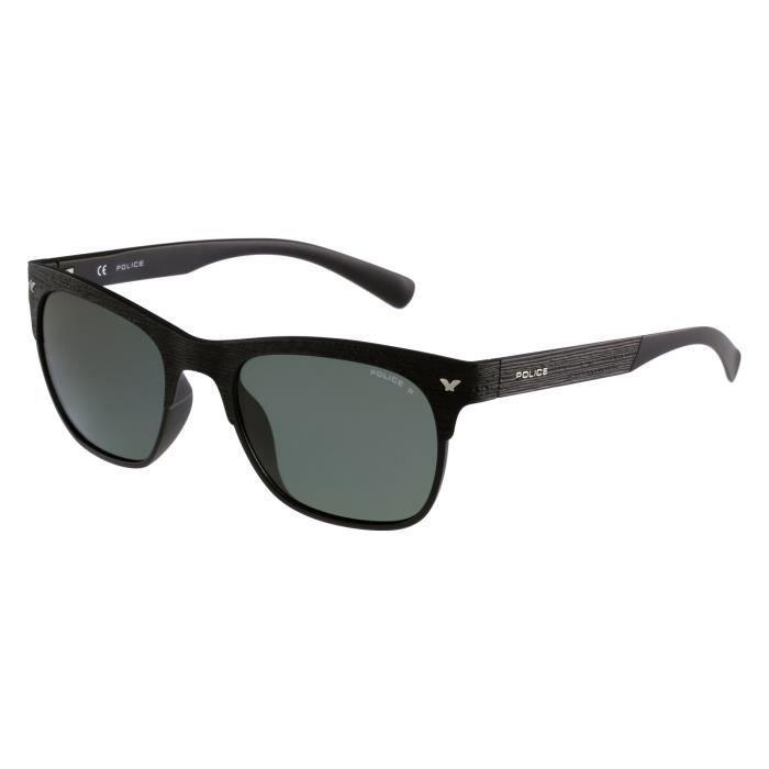 lunettes de soleil police s1950 game 2 u28p noir bross noir achat vente lunettes de soleil. Black Bedroom Furniture Sets. Home Design Ideas