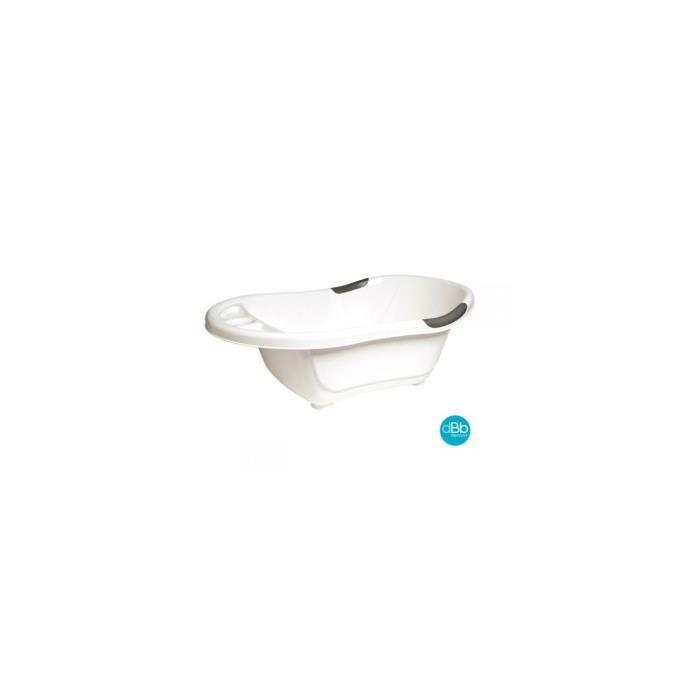 dbb remond baignoire bouchon et poign es blanc blanc. Black Bedroom Furniture Sets. Home Design Ideas