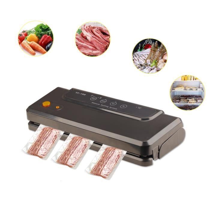 Appareil de mise sous vide machine sous vide automatique for Appareil cuisine conviviale