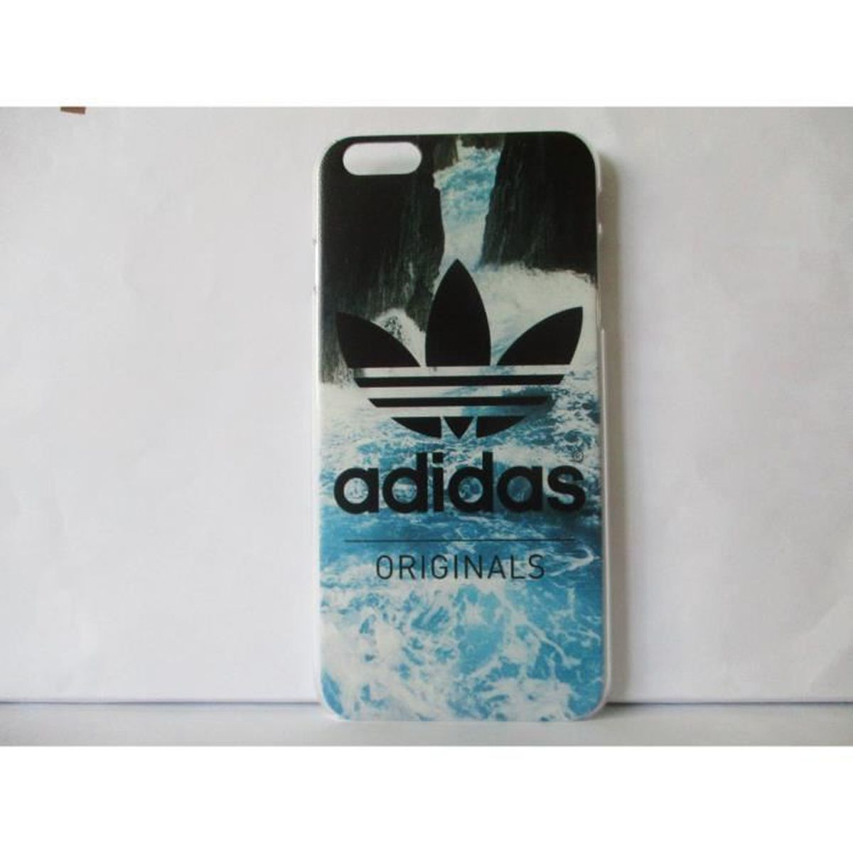 coque adidas iphone 6 plus neuf motif a achat coque. Black Bedroom Furniture Sets. Home Design Ideas